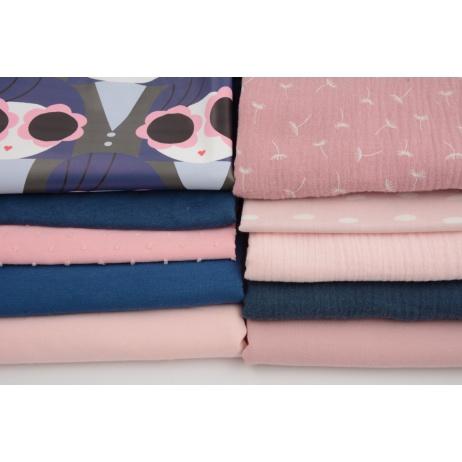 Fabric bundles No. 350 AB 30cm