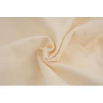 Double gauze, 100% cotton, vanilla ice cream