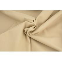 Cotton 100% plain sand 115g/m2