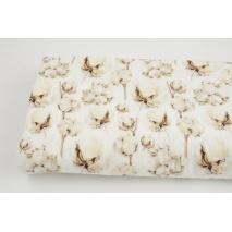 Double gauze 100% cotton, cream cotton DP