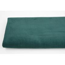 Cotton 100%, fine corduroy malachite green