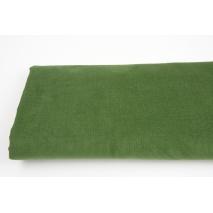 Cotton 100%, fine corduroy dark green