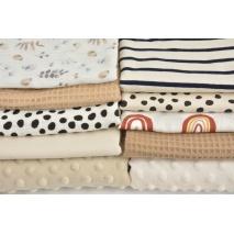 Fabric bundles No. 357 AB 40cm