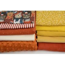 Fabric bundles No. 363 AB 40cm