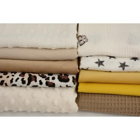 Fabric bundles No. 377 AB 20cm