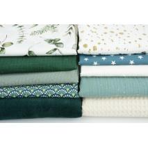 Fabric bundles No. 393 AB 20cm
