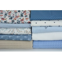 Fabric bundles No. 395 AB 20cm