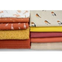 Fabric bundles No. 399 AB 20cm