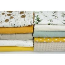Fabric bundles No. 402 AB 20cm