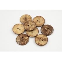 Coconut button 3cm