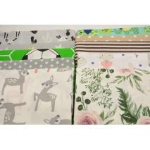 Fabric bundles No. 407AB 50cm