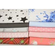 Fabric bundles No. 408AB 50cm
