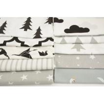 Fabric bundles No. 409 AB 60cm