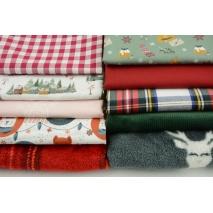 Fabric bundles No. 410 AB 40cm