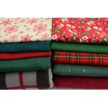Fabric bundles No. 411 AB 30cm