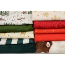 Fabric bundles No. 412 AB 20cm