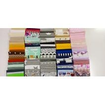 Fabric bundles No. 415LN 20cm x 101pcs