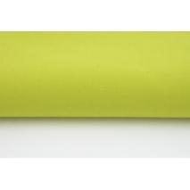 Bawełna 100% porcelanowa oliwka jednobarwna