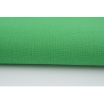 Cotton 100% plain grassy green