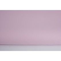 Ribbed 100% cotton plain pink