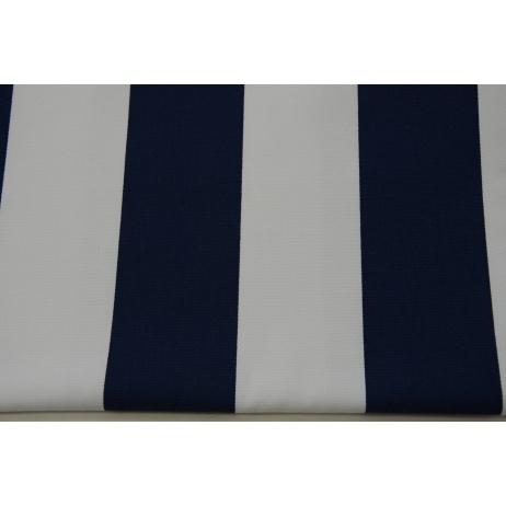 HOME DECOR navy stripes 8cm