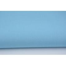 Cotton 100% plain subdued turquoise
