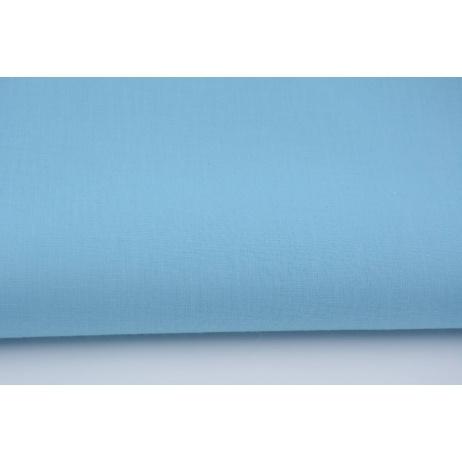 Bawełna 100% przygaszony turkus, jednobarwna