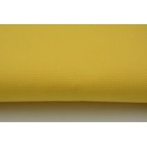HOME DECOR plain yellow 100% cotton