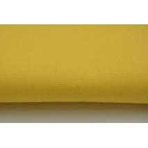 HOME DECOR plain yellow 100% cotton