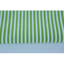 Bawełna 100% zielone S paski 5mm
