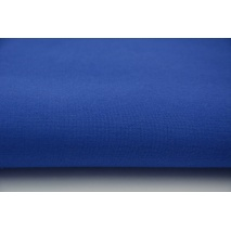 Cotton 100% dark blue, light navy plain