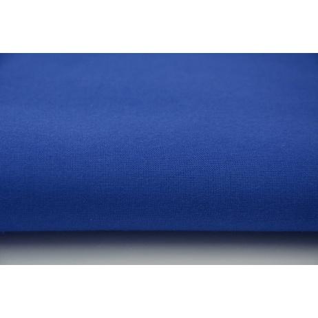 Bawełna 100% ciemnoniebieski, jasny granat jednobarwna