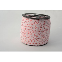 Cotton bias binding red meadow