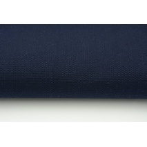 HOME DECOR plain navy 100% cotton