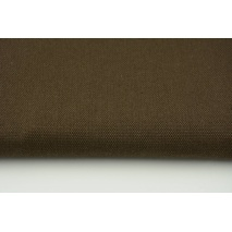 HOME DECOR plain brown 100% cotton