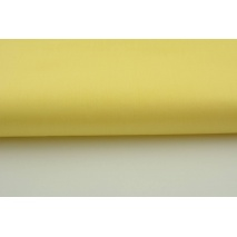 Cotton 100% plain yellow porcelain