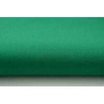 Bawełna 100% ciemna zieleń jednobarwna