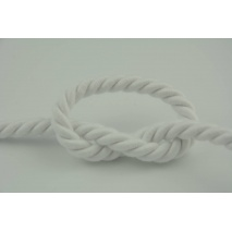 White 10mm Cotton Cord