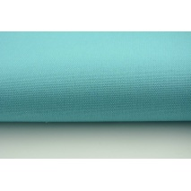 HOME DECOR plain subdued turquoise 100% cotton