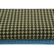 Cotton 100% beige and black cheerful check
