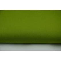 Bawełna 100% drelich zielony