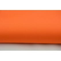 Bawełna 100% drelich intensywny, jaskrawy pomarańczowy