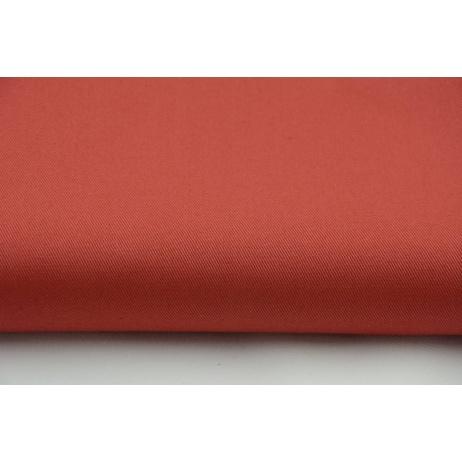 Bawełna 100% drelich rudy