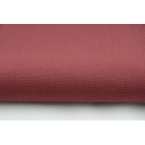 100% cotton HOME DECOR, HD plain bordeaux