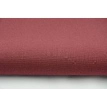 100% cotton HOME DECOR, HD plain bordeaux