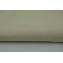 Bawełna 100% 145g/m2 naturalna kremowa