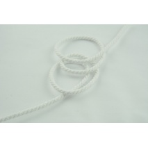 White 6mm Cotton Cord