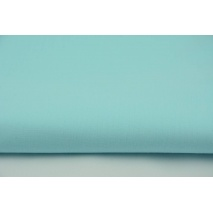 Bawełna 100% jasnoturkusowa jednobarwna