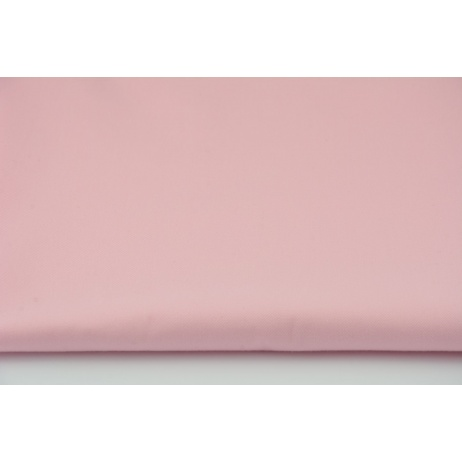 Drill, 100% cotton fabric in plain candy pink colour