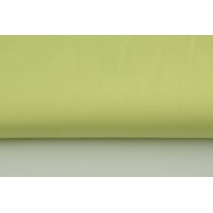 Cotton 100% plain sateen pistachio